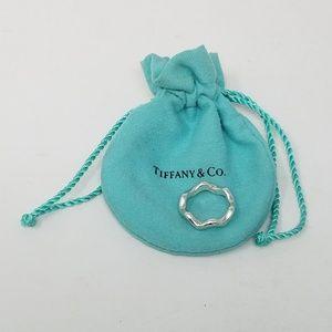Tiffany & Co Paloma Picasso zig zag ring size 6